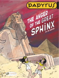 Papyrus 05 - The Anger of the Great Sphinx