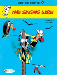 Lucky Luke 35 - The Singing Wire
