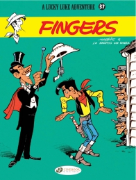 Lucky Luke 37 - Fingers
