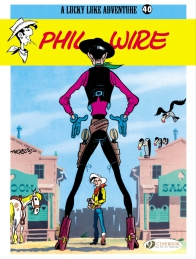 Lucky Luke 40 - Phil Wire