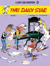 Lucky Luke 41 - The Daily Star