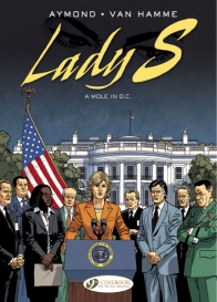 Lady S. 4 - A Mole in D.C.