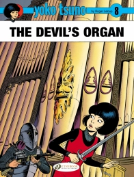 Yoko Tsuno 08 - The Devil's Organ