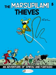 Spirou & Fantasio 05 - The Marsupilami Thieves