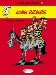 Lucky Luke 42 - Lone Riders