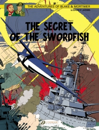 Blake & Mortimer 17 - The Secret of the Sworfish Part 3