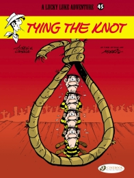 Lucky Luke 45 - Tying the Knot