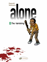Alone 01 - The Vanishing