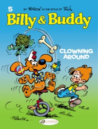 Billy & Buddy 5 - Clowning Around