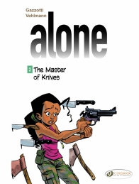 Alone 02 - The Master of Knives