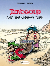 11 - Iznogoud and the Jigsaw Turk