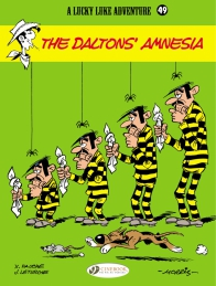 Lucky Luke 49 - The Daltons' Amnesia