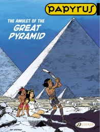 Papyrus 06 - The Amulet of the Great Pyramid