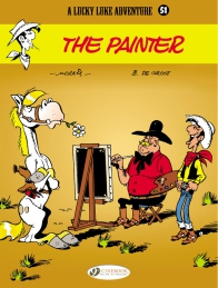 Lucky Luke 51 - The Painter