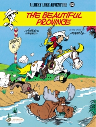 Lucky Luke 52 - The Beautiful Province