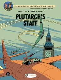 Blake & Mortimer 21 - Plutarch's Staff