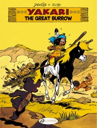 Yakari 13 - The Great Burrow
