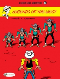 Lucky Luke 57 - Legends of the West