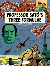Blake & Mortimer 22 - Professor Sato's Three Formulae Part 1