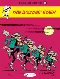 Lucky Luke 58 - The Daltons' Stash