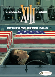 XIII 21 - Return to Green Falls