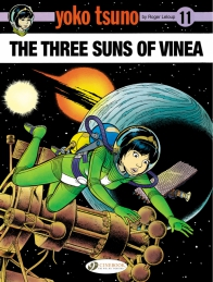 Yoko Tsuno 11 - The Three Suns of Vinea