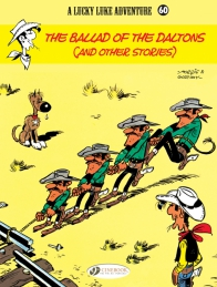 Lucky Luke 60 - The Ballad of the Daltons