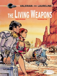 Valerian 14 - The Living Weapons