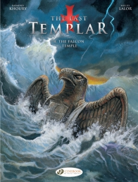 The Last Templar 4 - The Falcon Temple