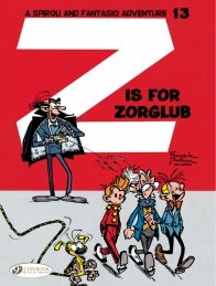 Spirou & Fantasio 13 - Z is for Zorglub