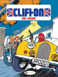Clifton 8 - Sir Jason