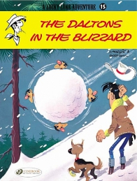 Lucky Luke 15 - The Daltons in the Blizzard