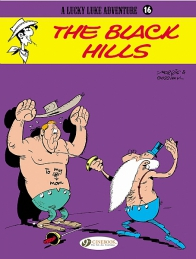 Lucky Luke 16 - The Black Hills
