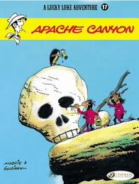 Lucky Luke 17 - Apache Canyon