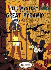 Blake & Mortimer 02 - The Mystery of the Great Pyramid Part I