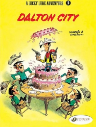 Lucky Luke 03 - Dalton City