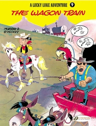 Lucky Luke 09 - The Wagon Train