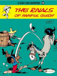 Lucky Luke 12 - The Rivals of Painful Gulch