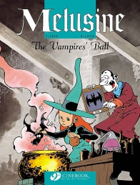 Melusine 3 - The Vampires' Ball