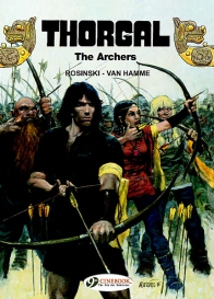 Thorgal 04 - The Archers