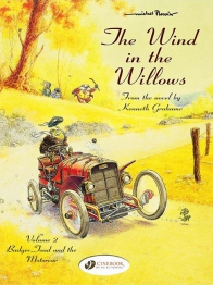 Wind in the Willows 2 - Badger, Toad, and the Motorcar