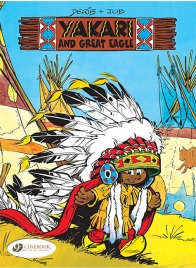 01 - Yakari and Great Eagle